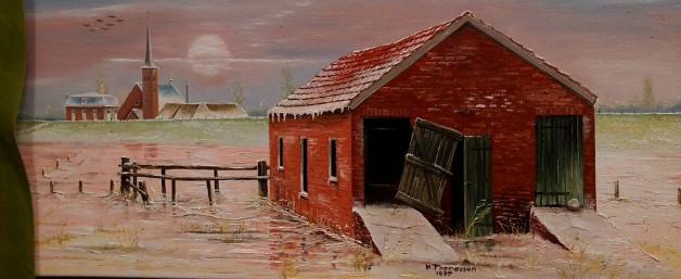 Open huis met kunstschilder Hans Thomassen
