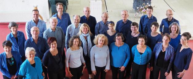 Concert kamerkoor Audite Nova 'Songs of Love'