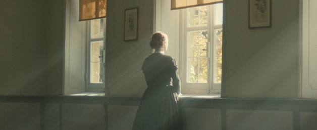 Film 'A Quiet Passion' (Terence Davies, 2016)
