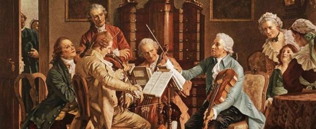 Lieddag met thema 'Barok'