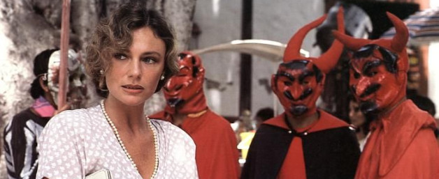 Film 'Under the Volcano' (John Huston, 1984)
