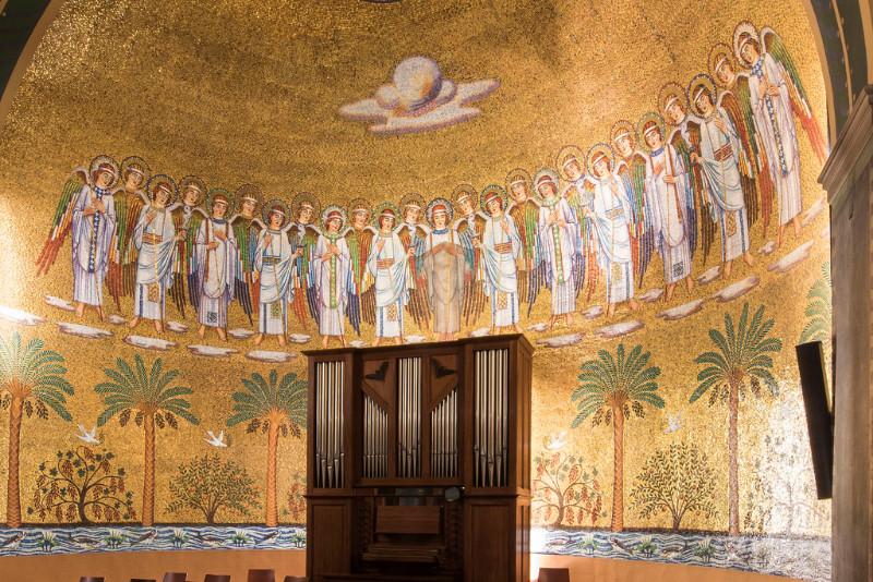 Excursie Cenakelkerk